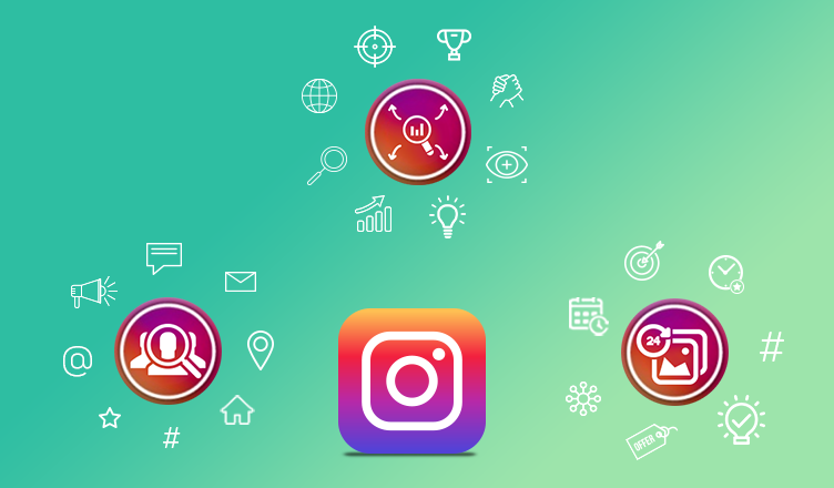 「instagram marketing」的圖片搜尋結果
