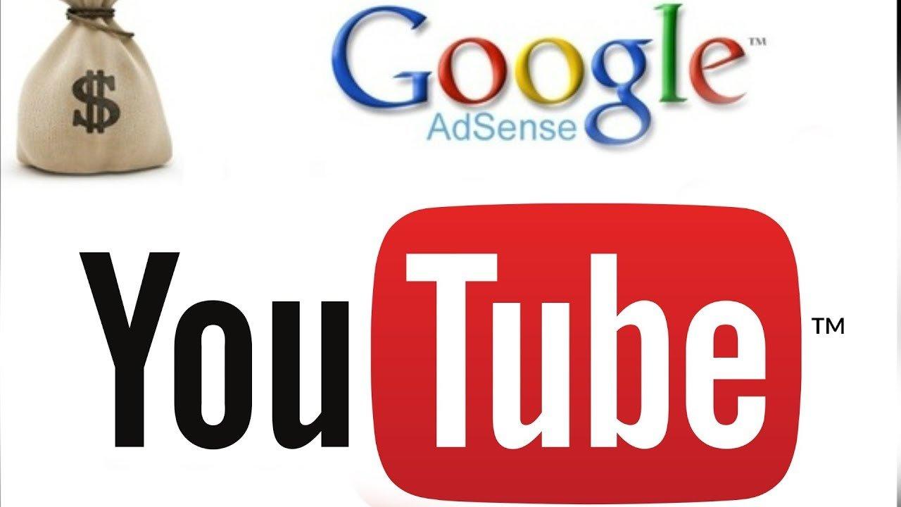「adsense youtube」的圖片搜尋結果