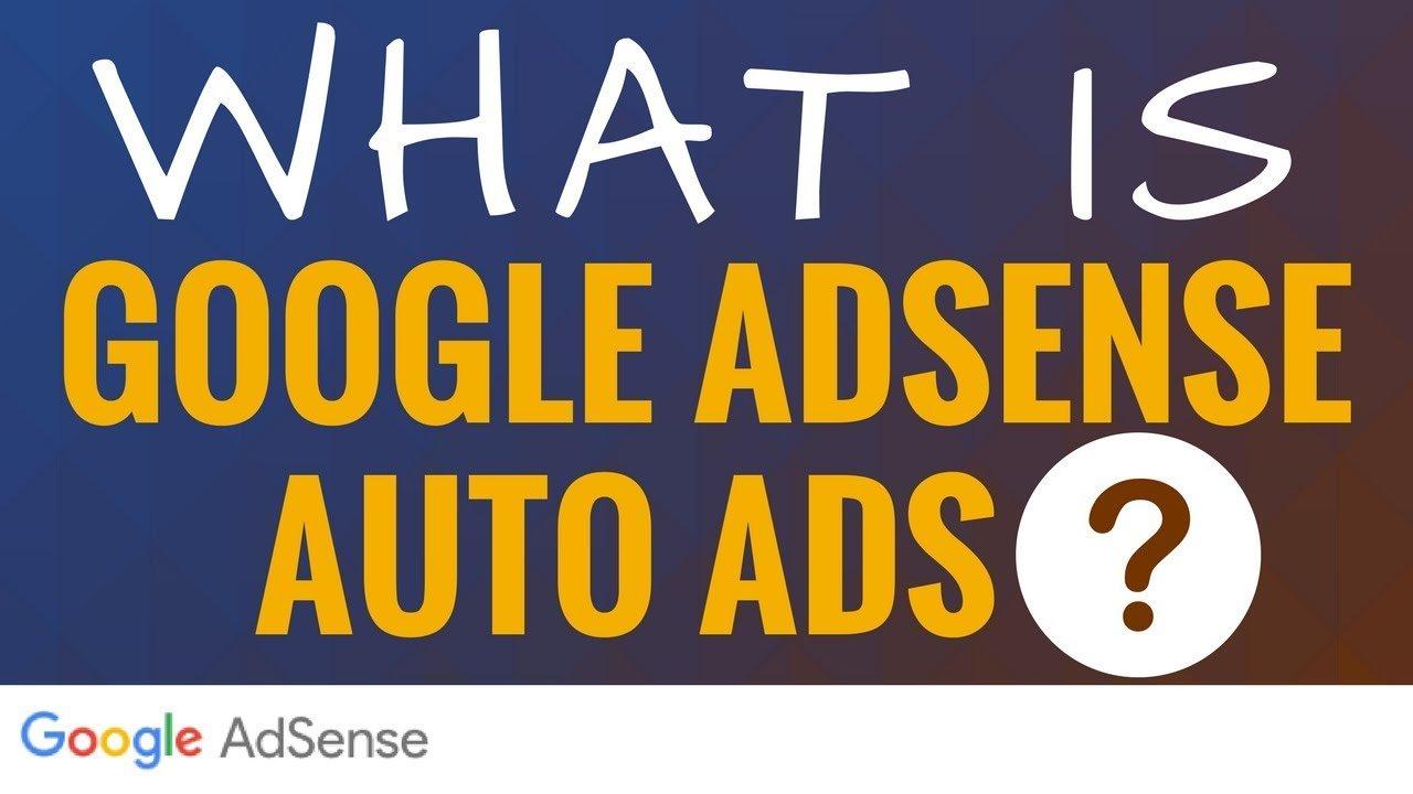 「adsense auto ads」的圖片搜尋結果