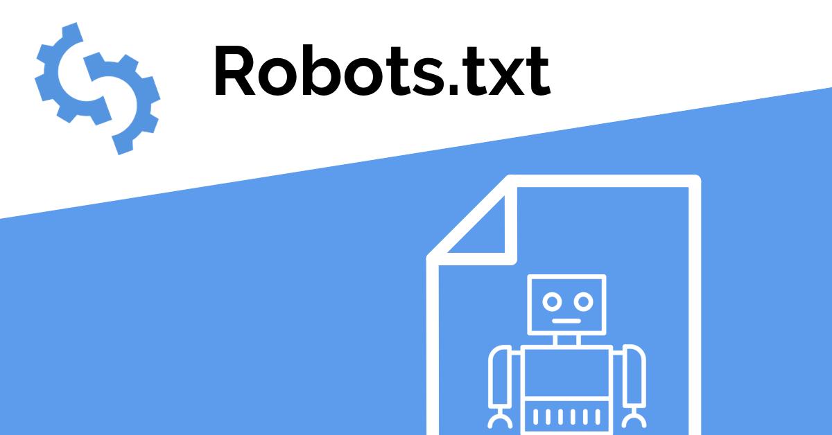「robot.txt」的圖片搜尋結果