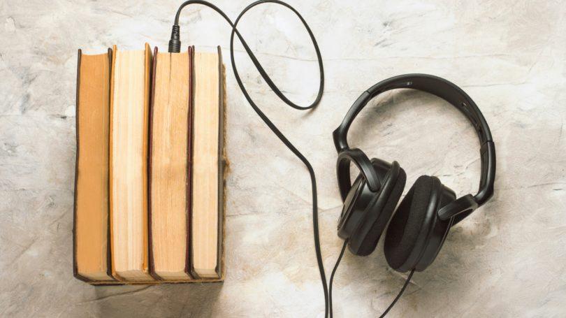 有聲讀物耳機書籍