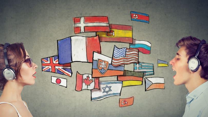 Translate Flags